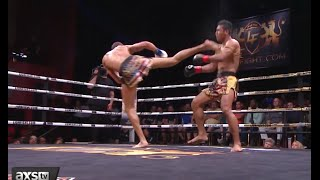 Lion Fight Delivers the Violence With FIVE Knockouts at Lion Fight 29 | Highlights