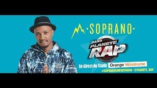 Planète Rap Soprano au stade Orange Vélodrome [Emission complète]