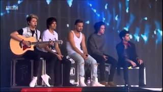 One Direction - Little Things (BBC Radio 1