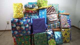 NEW NEW NEW!! A LOT OF CANDY AND A LOT OF PRESENTS!