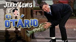 O Otário - Jerry Lewis  - Dublagem Mastersound -VHS