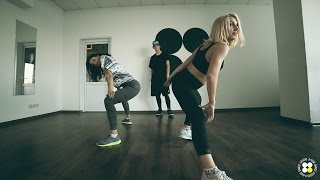 Busta Rhymes & Pharrell - Light Y Ass On Fire | Hip Hop by Dima Pristash | D.side dance