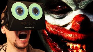 Affected: The Carnival | MY POOR HEART | Oculus Rift Horror Game