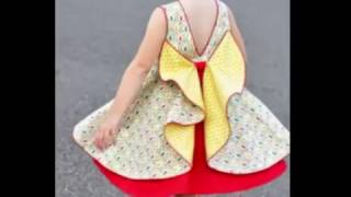 baby frock designs for summer 2017 | stitching designs 1