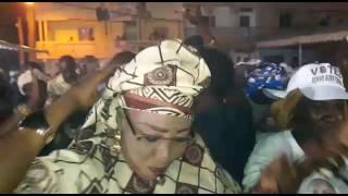 Khadim Gadiaga défie Moussa Sy et gagne la mobilisation