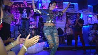 Greek Dance - Skylight Music Bar Larnaca Cyprus 2018
