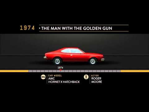 The Evolution of James Bond's Car – Auto Insurance Center