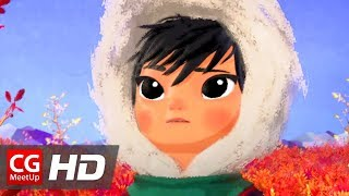 "CGI Animated Short Film: ""Neila"" by ISART DIGITAL 