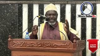 Kumbe Waweza Kuswali Bila Udhu ( 3? ) Sheikh Mussa Kundecha