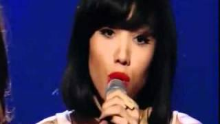 MUST SEEFull Version Belle Amie Big Girls Don  39 t Cry Live Results Show 2 X Factor 2010 360p