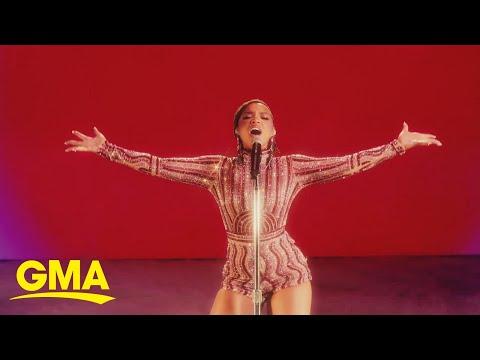 Chloe performs 'Feeling Good' on 'GMA' GMA