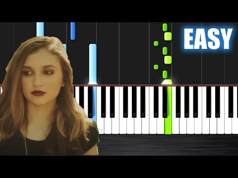 The Chainsmokers - Don't Let Me Down ft. Daya - EASY Piano Tutorial by PlutaX