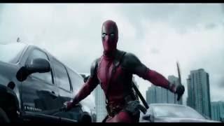 Deadpool vs  Francis Ajax - 1