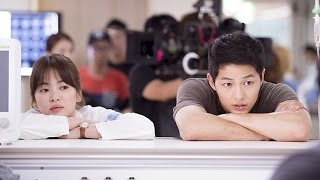 DESCENDANTS OF THE SUN KDRAMA EP 9 REVIEW #TEARAMA