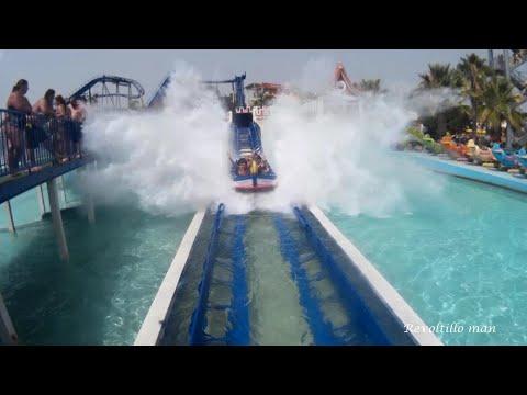 Xxx Mp4 Aquapark Aquashow Portugal All Rides 2018 The Most Complete Park In Portugal 3gp Sex