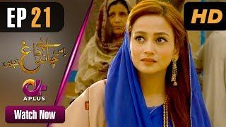 Drama | Is Chand Pe Dagh Nahin - Episode 21 | Aplus ᴴᴰ Dramas | Zarnish Khan, Firdous Jamal