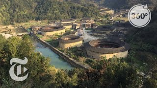 China's Ancient Circular Walled Homes | The Daily 360 | The New York Times