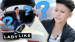 Jen Reveals What's In Her Trunk • Ladylike