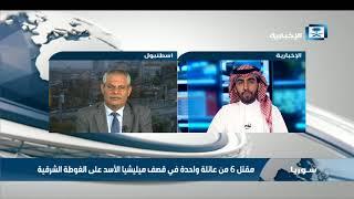 رحال: الغوطة الشرقية تشهد مجزرة طوال الأسبوع الماضي