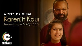 The Supportive Father | Character Promo | Karenjit Kaur - The Untold Story of Sunny Leone on ZEE5