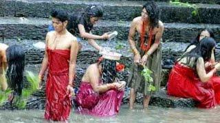 Holy Bagmati River Bath