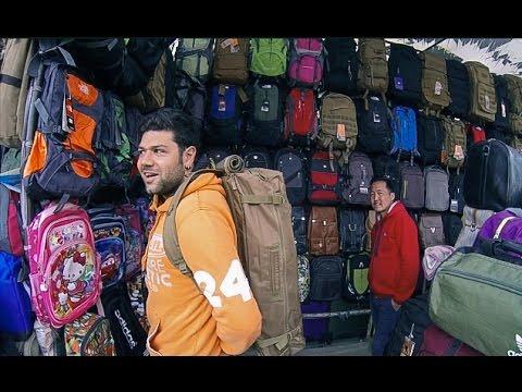 Moğolistan Pazar Alışverişi (15. Bölüm) -  Bunun Yolu Yol Değil