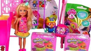Barbie Chelsea Swing Set★첼시의 그네타기★블라인드백 샵킨즈 마이리틀포니 썸썸 Blind Bags Surprise MLP SHOPKINS Tsum Tsum