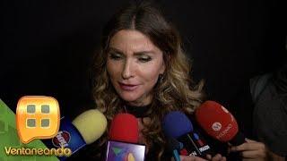 ¡LO CONFESÓ! Issabela Camil admite que la serie de Luis Miguel le causó molestia e incomodidad.