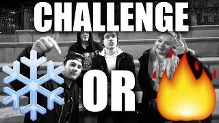 COLD OR WARM: Hva synes THE MAIN LEVEL om SKAM? ❄️/🔥