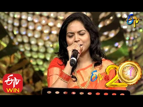 Xxx Mp4 Sunitha Performs Bharatha Vedamuga Song In ETV 20 Years Celebrations 16th August 2015 3gp Sex