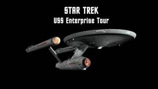 Star Trek Starship Enterprise Tour Ticonderoga, NY