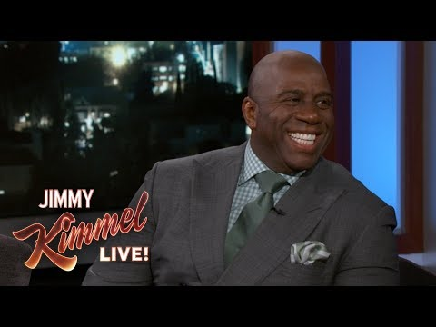 Xxx Mp4 Magic Johnson On Signing LeBron James To The Lakers 3gp Sex