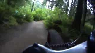 Duthie Hill Mountain Bike Park: Bootcamp Trail    Issaquah, WA