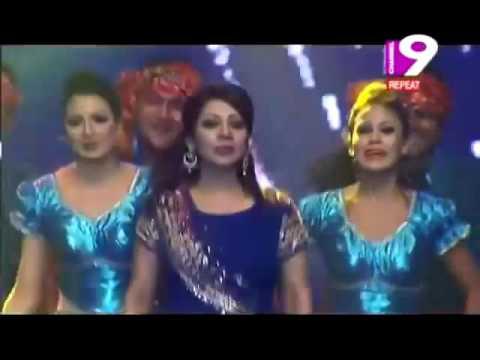 Akhi Alamgir Stage Dance Performance   YouTube by mamunsarker57