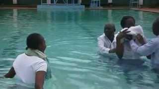 Baptism of Ake Jacobson