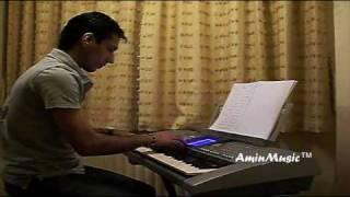 Sange Saboor - Santoori on Keyboard
