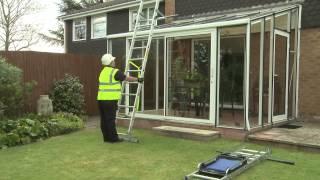 easi-dec Conservatory Ladder