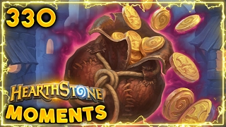 Finding the Ideal Card!! | Hearthstone Gadgetzan Daily Moments Ep. 330 (Funny and Lucky Moments)
