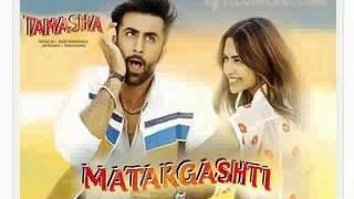 Tum Saath Ho - Tamasha (Arijit Singh) karaoke Instrumental Version