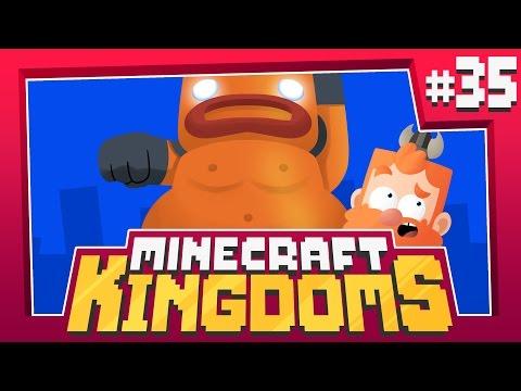 HONEYDEW STATUE COMPLETE Minecraft Kingdoms 35