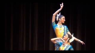 Odissi Pallavi (Hamsadhvani) - Navarathri 2016