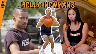 """I'm Tired Of People Talking SH*T."" Julian Newman Plays His BIGGEST Game Of The Year! Jaden"
