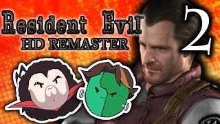 Resident Evil HD: Don't Get Crushed - PART 2 - Game Grumps