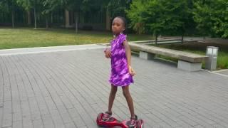 Praise Dancing on Hoverboard