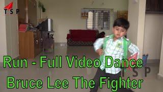 Wonder Kid Gokul Dance ||Run - Full Video | Bruce Lee The Fighter | Ram Charan | Sai Sharan & Nivaz