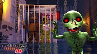 Minecraft FIVE NIGHT ATS FREDDY'S - DAME TU COSITA.EXE HAS TAKEN OVER THE FNAF HOTEL!!