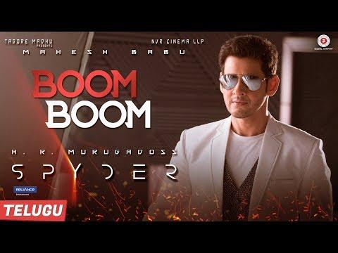 Xxx Mp4 Boom Boom Telugu Spyder Mahesh Babu Rakul Preet Singh AR Murugadoss Harris Jayaraj 3gp Sex