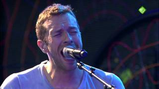 Coldplay - Trouble [Pinkpop 2011]