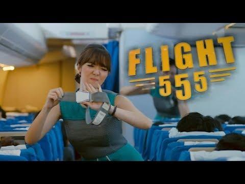 """Trailer Film Indonesia - """"FLIGHT 555"""" (18 Januari 2018)"""