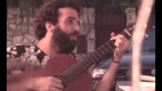 Los Hermanos - ensaio para o Luau - Esquadros